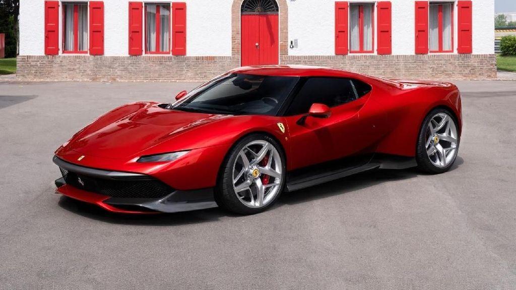 Ferrari Ini Cuma 1 di Dunia
