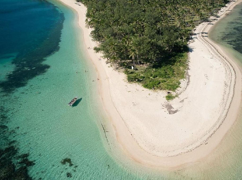 Foto: Cantiknya Fiji yang Dulunya Markas Suku Kanibal