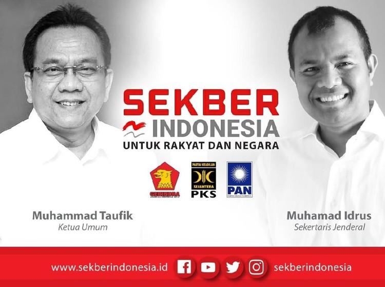 Tepis Klaim Gerindra, PKS Belum Setujui Kepengurusan Sekber