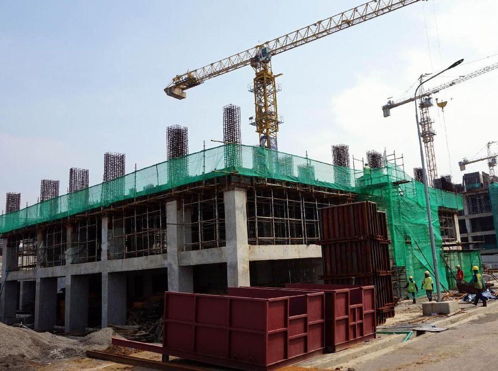 Proyek Pembangunan Meikarta Terus Dikebut
