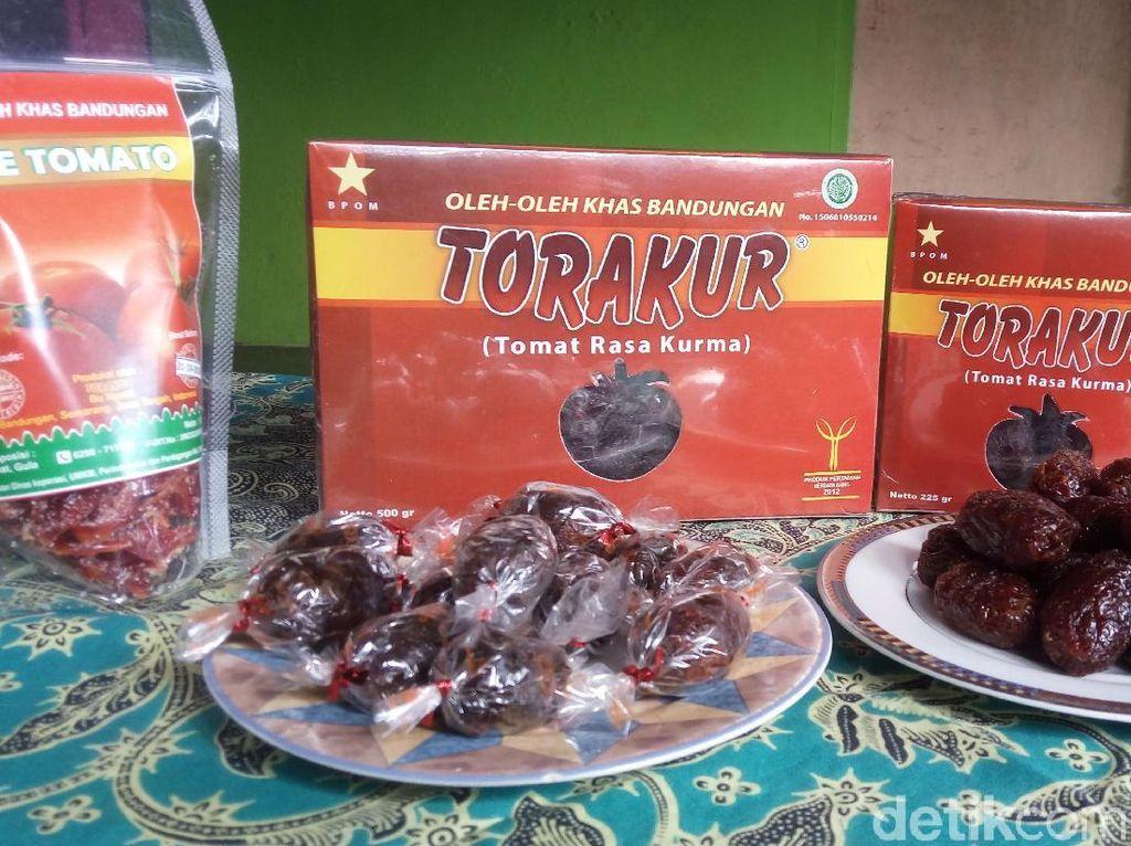 Ini Dia Torakur, Oleh-oleh Khas Bandungan yang Terbuat dari Tomat