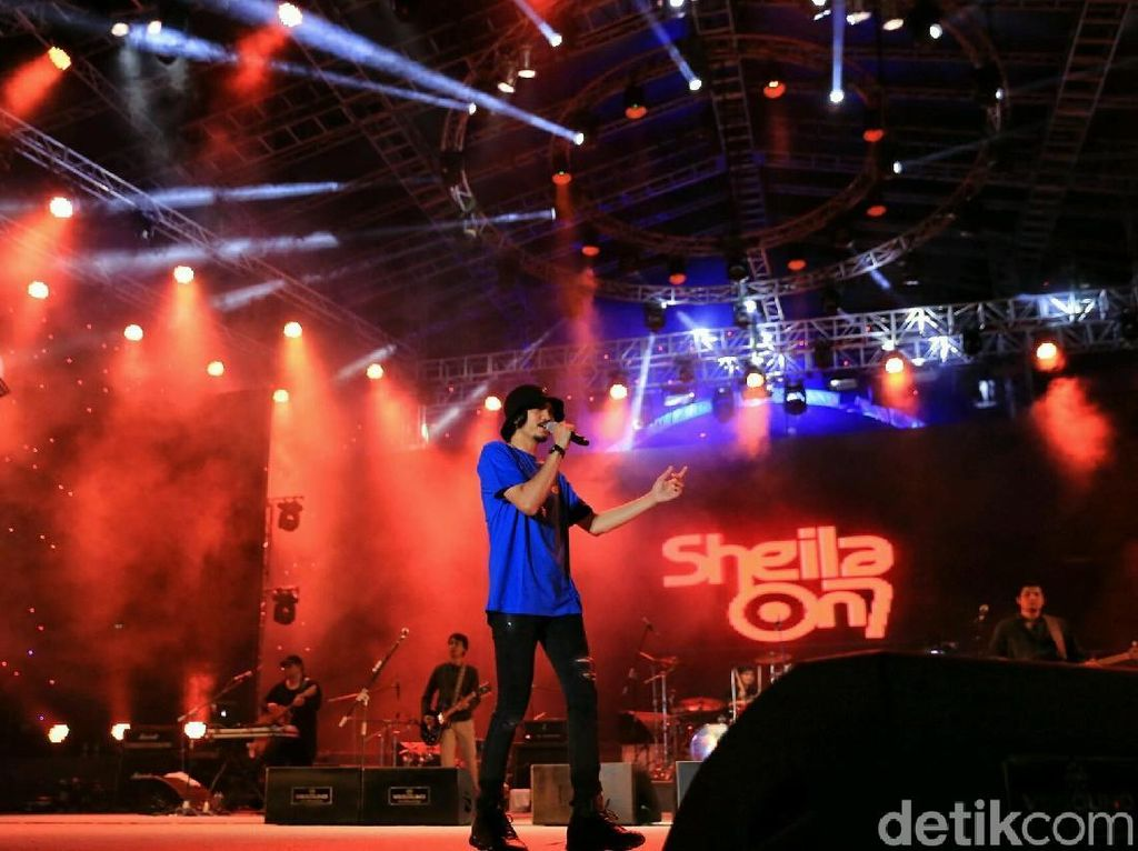Ini 10 Pemenang Kuis Tiket Konser Sheila On 7 di Jakarta