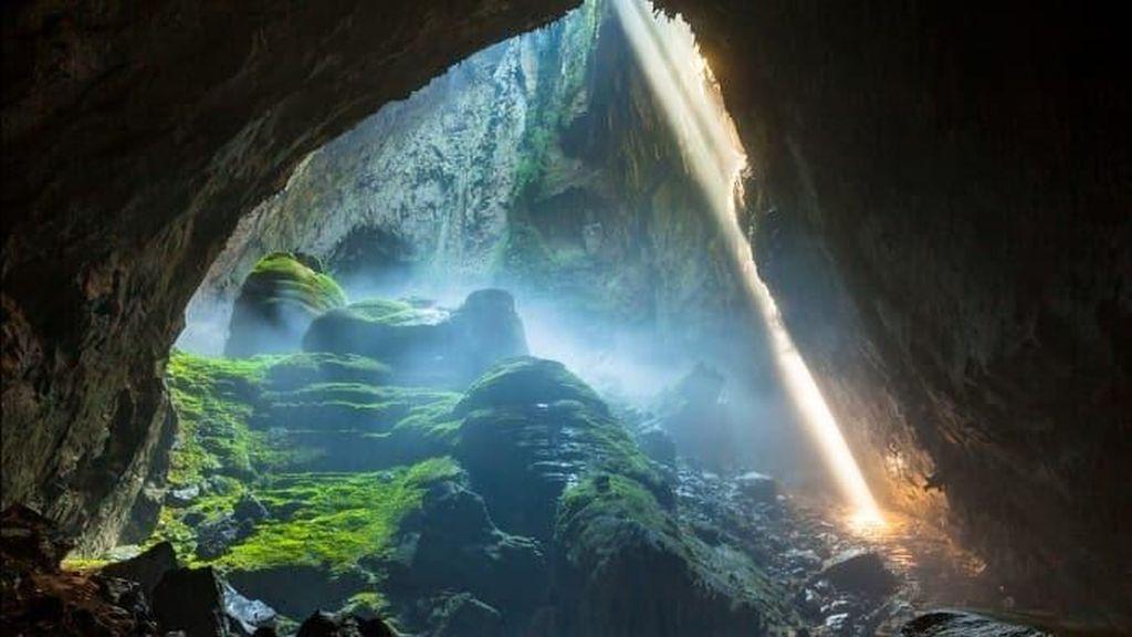 Foto: Keajaiban Alam, Gua Terbesar di Dunia