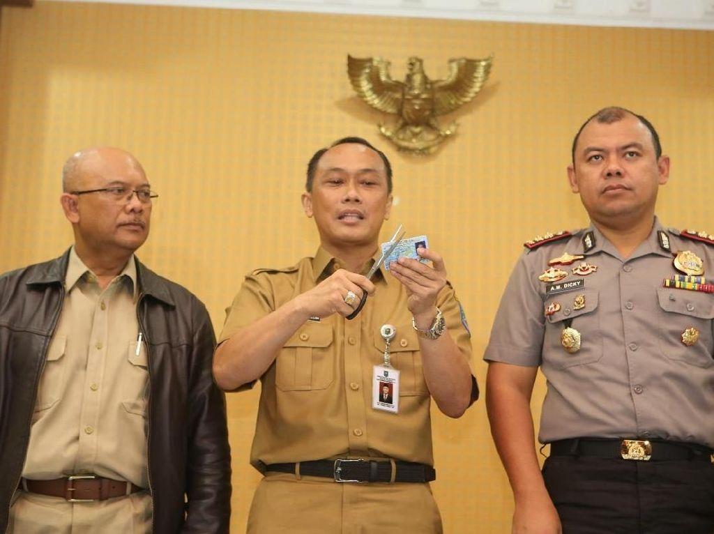 Polisi: Tak Ada Pidana Terkait Tercecernya e-KTP di Bogor