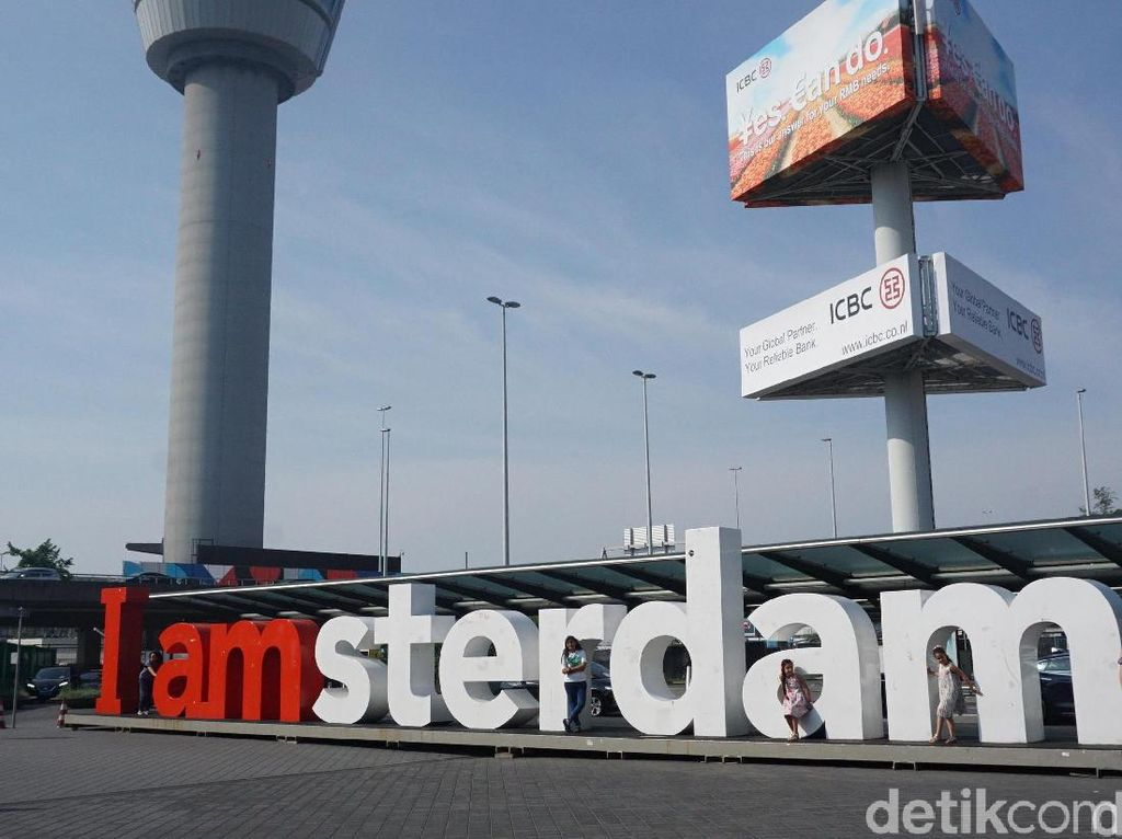 Kasihan Amsterdam