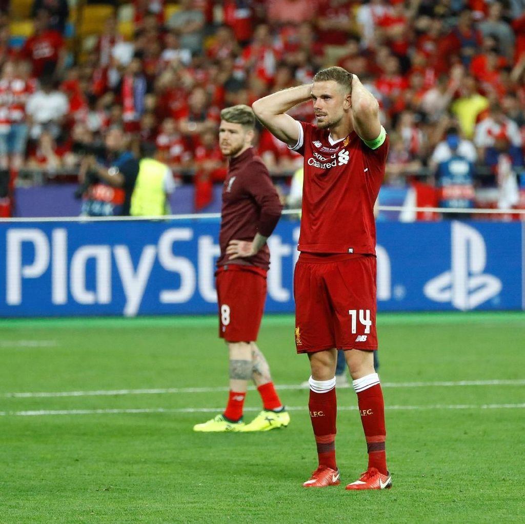 Henderson Terluka dengan Kekalahan Liverpool, Juga Petik Pelajaran Berharga