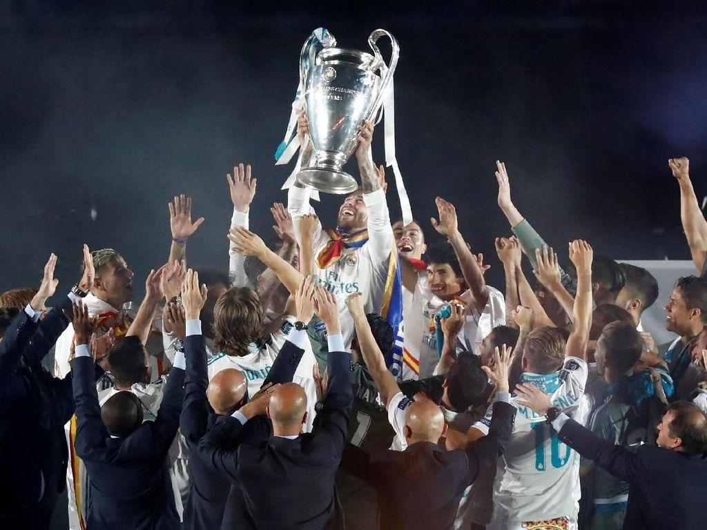 Jika Ada VAR, Madrid Takkan Juara Liga Champions Dua Musim Terakhir