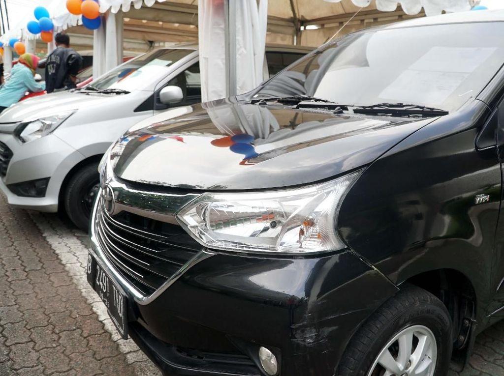 Avanza Masih Jadi Primadona di Pasar Mobil Bekas