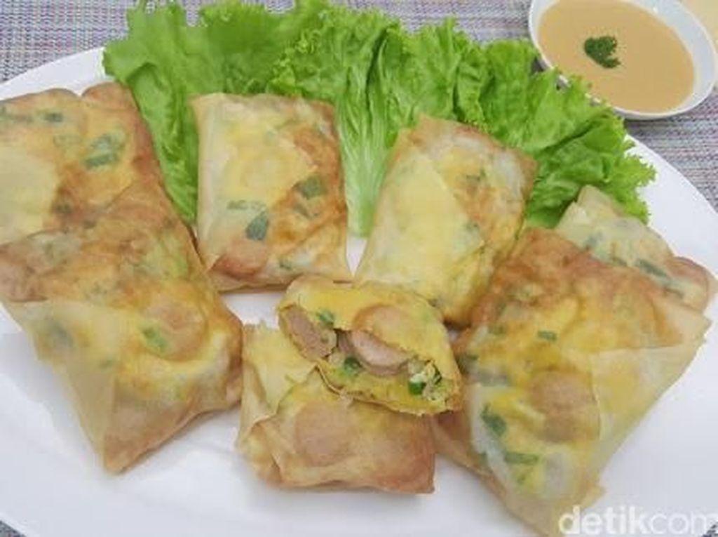 Kudapan Buka Puasa: Martabak Telur Daging Sapi ala Chef Chandra