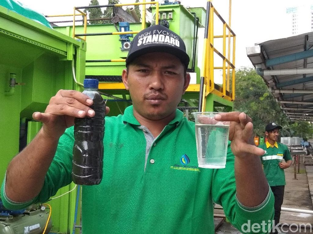 Soal Olahan Air Tinja di DKI, Begini Proses dan Manfaatnya