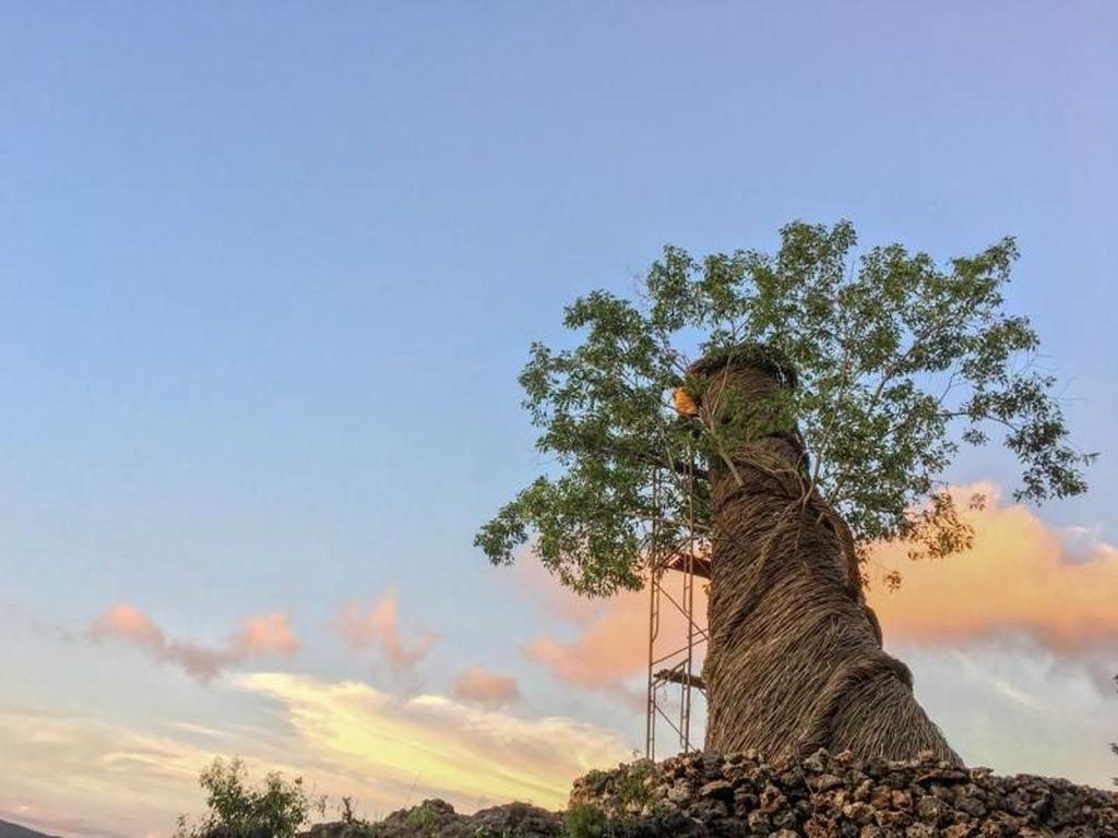 Main ke Watu Payung Dulu, Sebelum Lihat Waisak di Borobudur