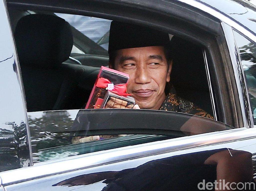 Akan Bertemu Amien Rais? Jokowi: Kita Masih Atur Waktu