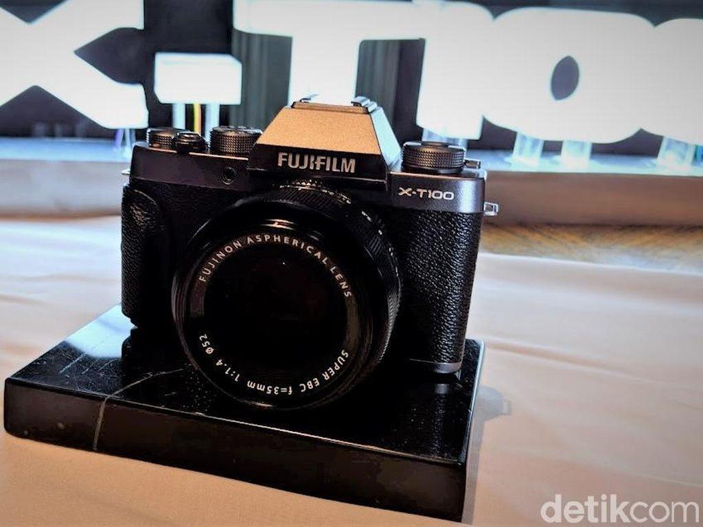 Ini Dia Lensa Tercepat Fujifilm