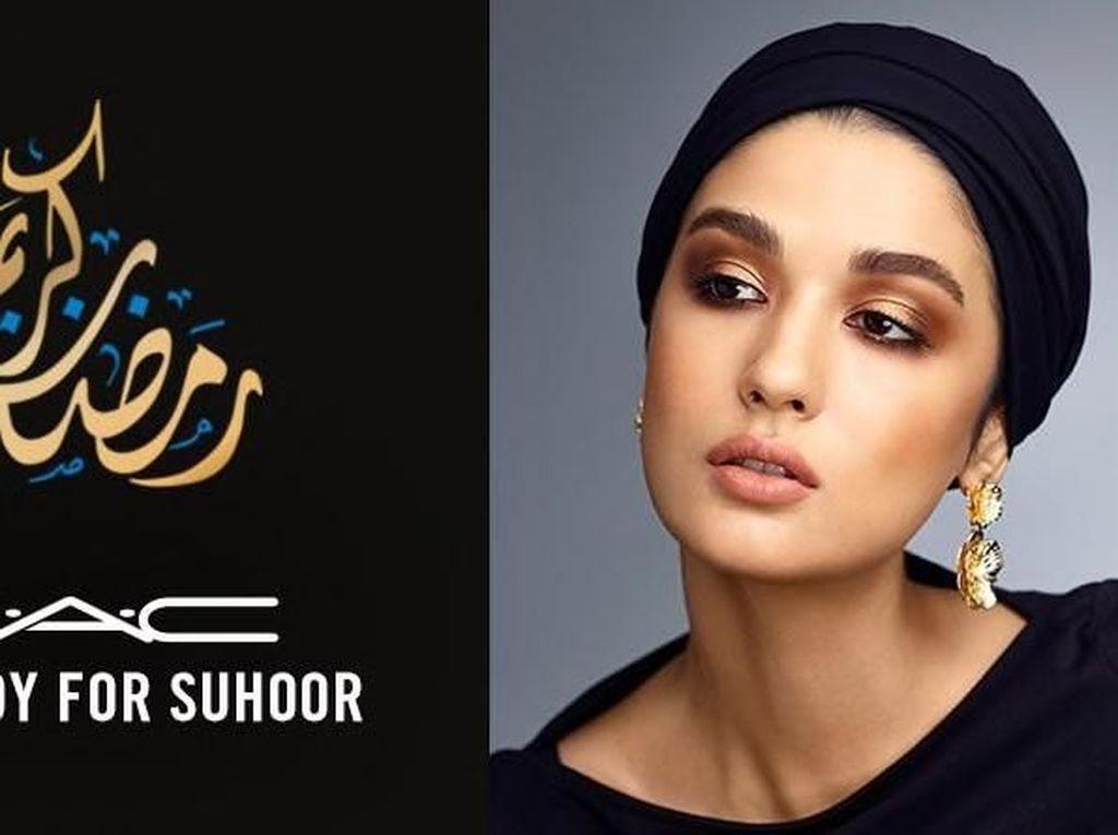 Bikin Tutorial Make Up untuk Sahur, MAC Cosmetics Jadi Kontroversi