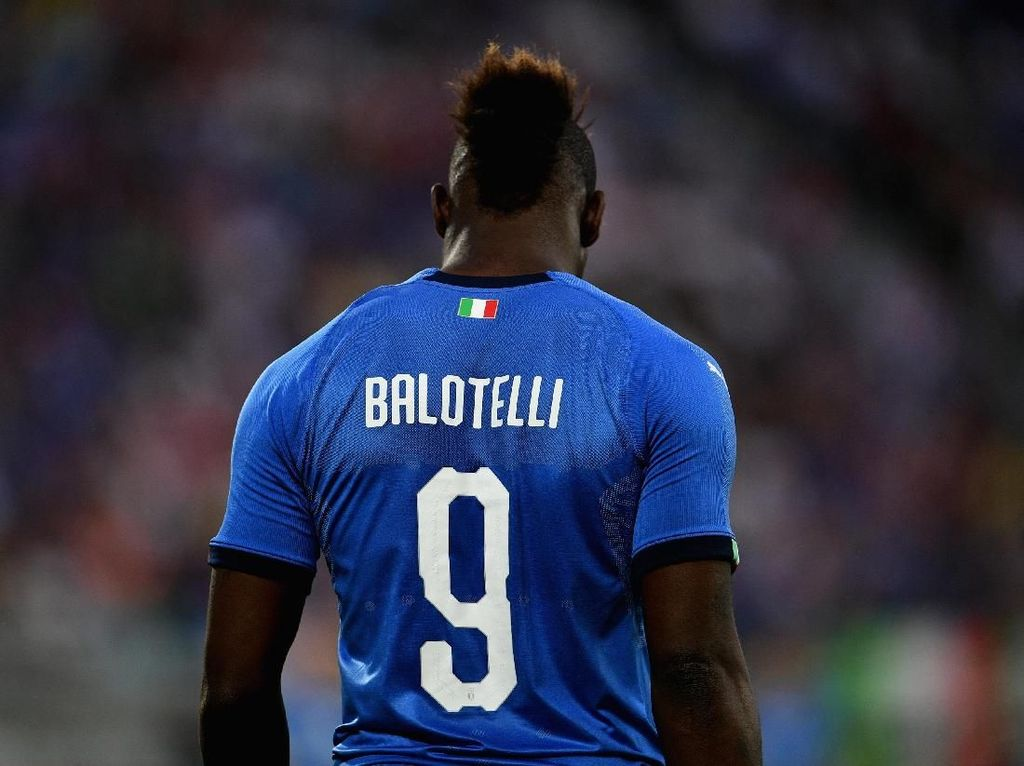 Super Mario Balotelli is Back!