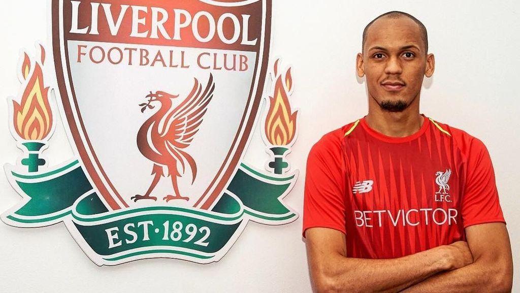 Yuk! Kenalan dengan Rekrutan Baru Liverpool: Fabinho