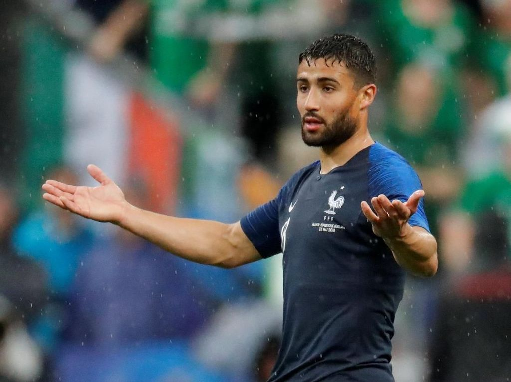 Negosiasi Transfer Gagal, Nabil Fekir Tak Akan ke Liverpool