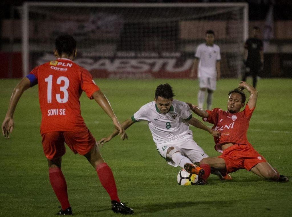 Timnas U-19 Dikalahkan Persis Solo 0-3