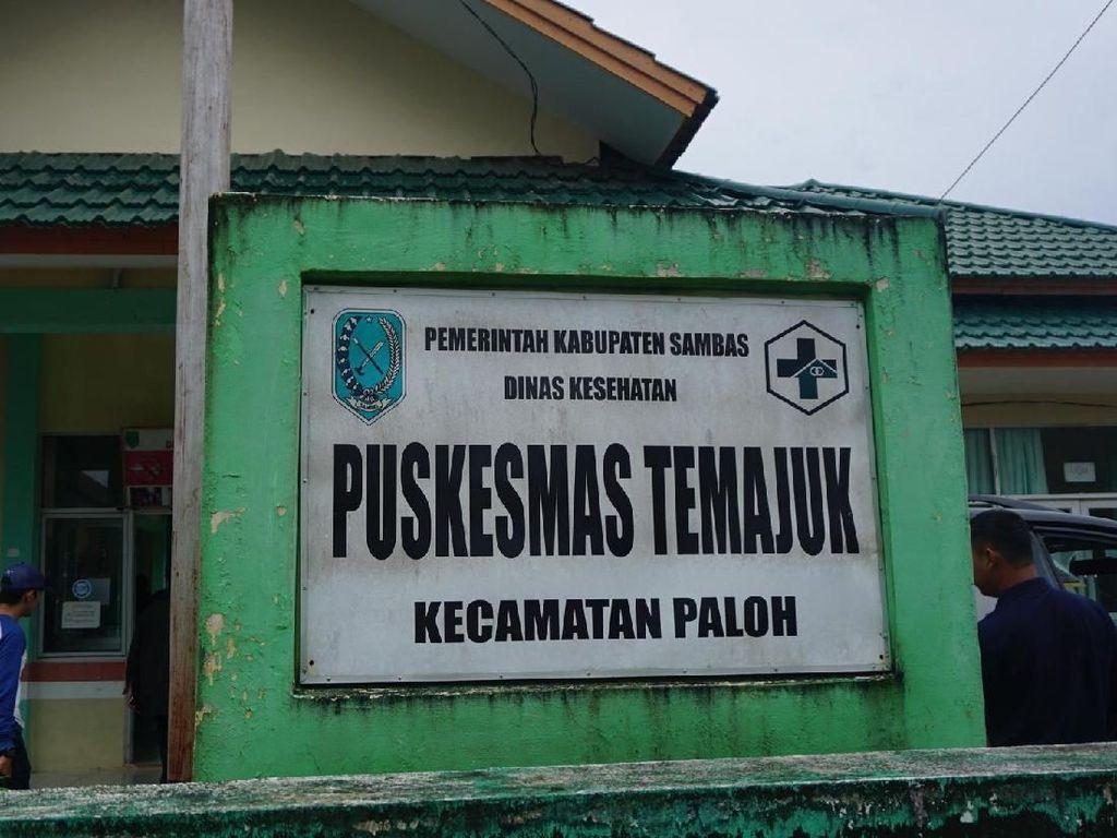Jarak Lebih Dekat, Warga Malaysia Pilih Berobat ke Temajuk Kalbar