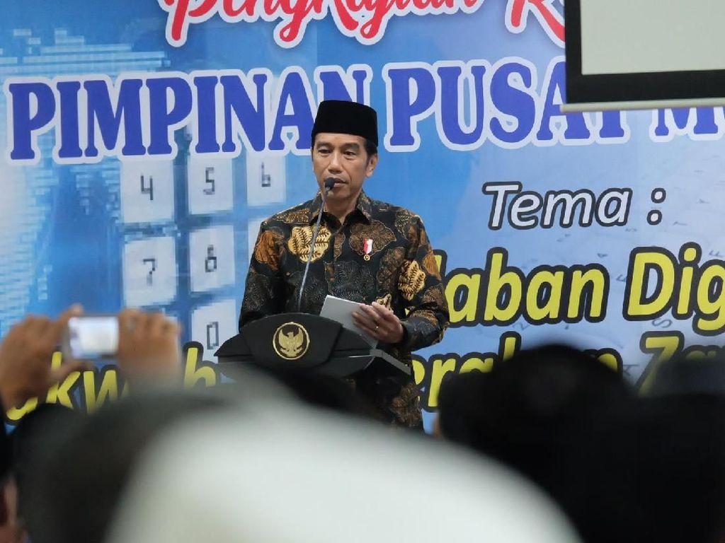 Ikut Pengkajian, Jokowi Penuhi Permintaan Bikin Rusun Muhammadiyah