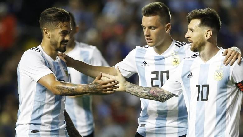 Zanetti: Tekanan Kepada Messi di Piala Dunia 2018 Amat Besar