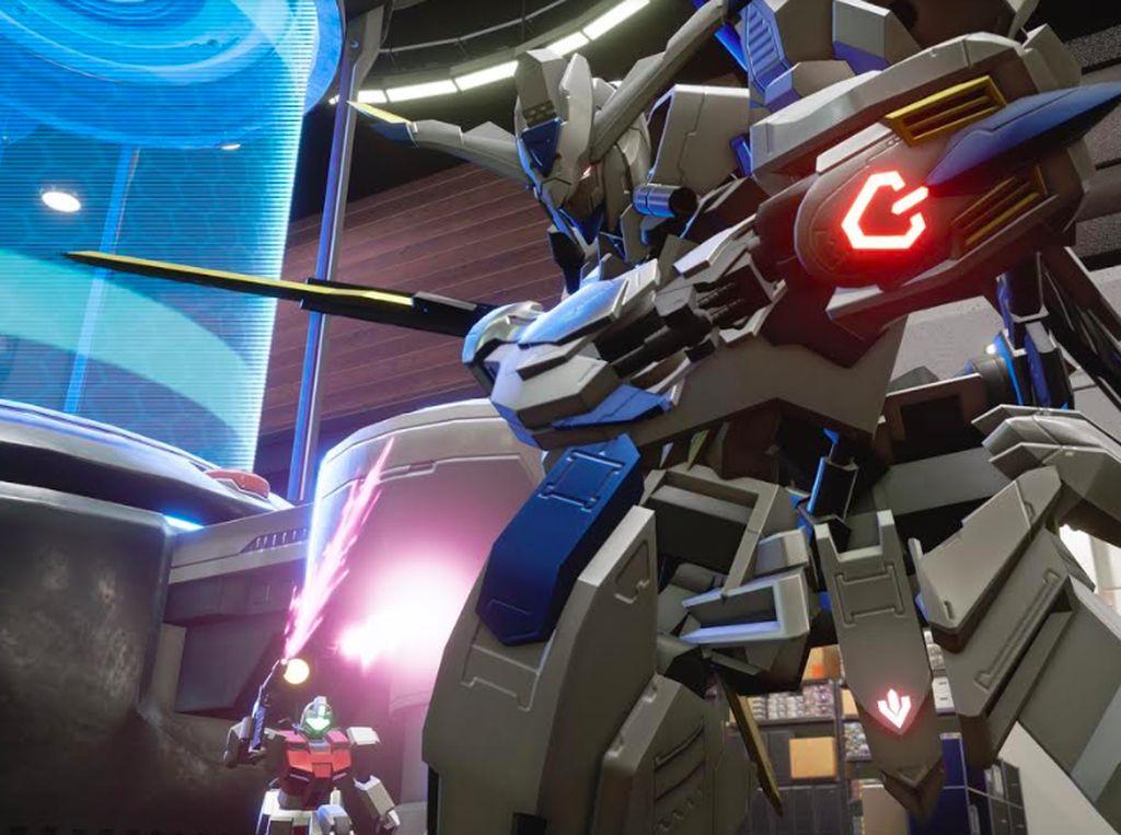 New Gundam Breaker Bikin Gamer Buat Gunpla Impian