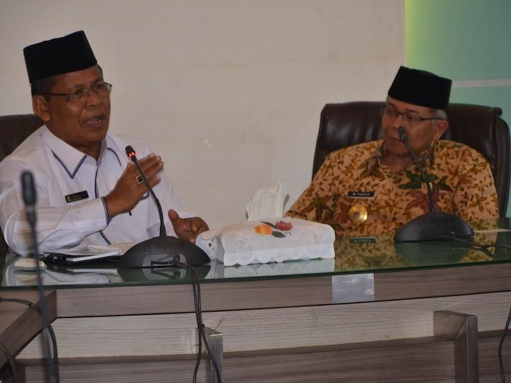 Tangerang Belajar Pariwisata ke Banda Aceh