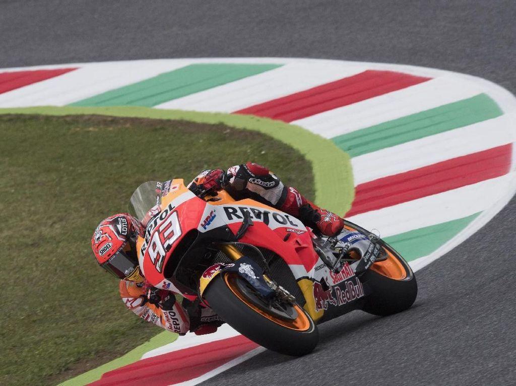 Marquez Masih Pimpin Klasemen MotoGP 2018
