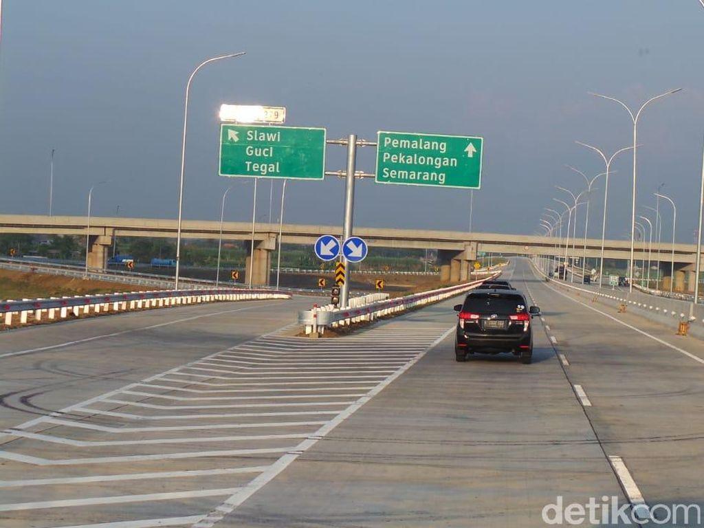 Mudik Lewat Jalan Tol Baru, Waspadai Hantaman Angin dari Samping