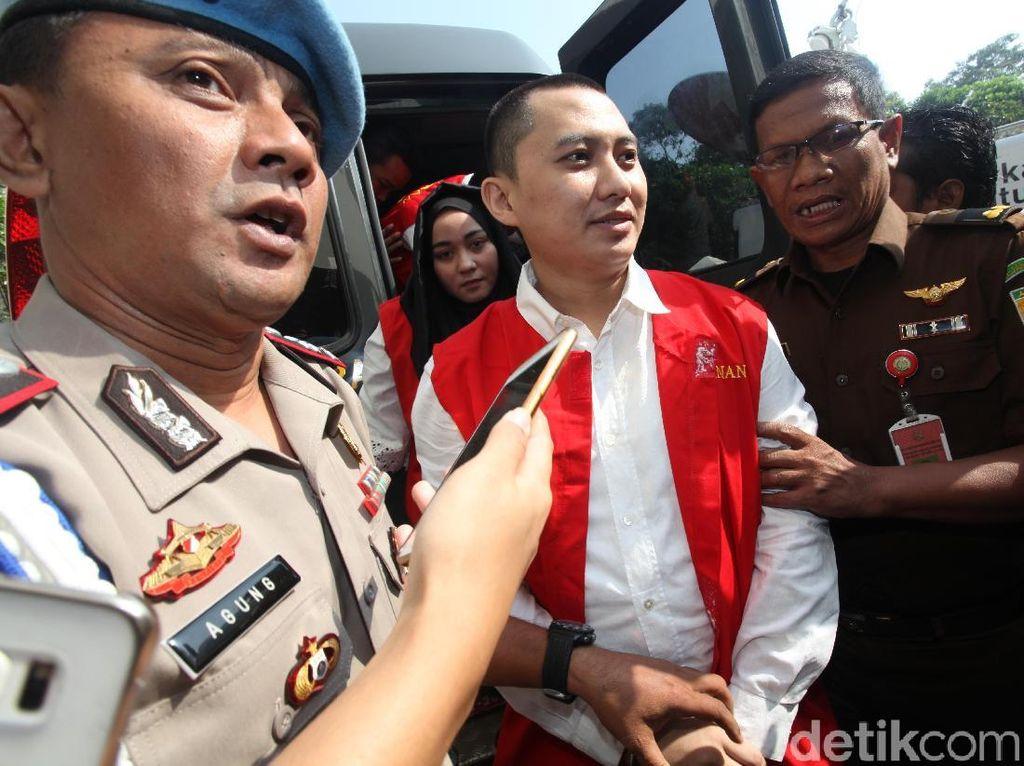 Andika Surachman Bos First Travel Dieksekusi ke Lapas Gunung Sindur