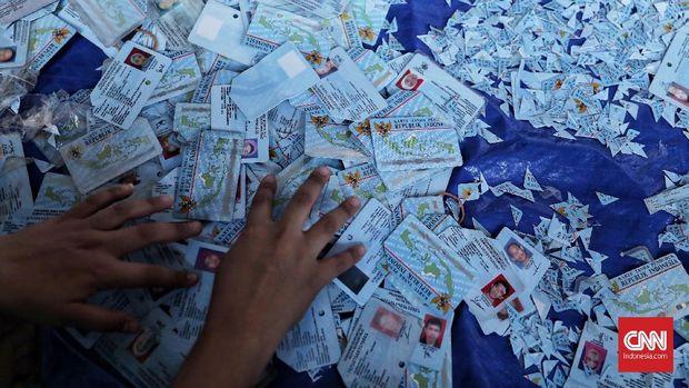 Tjahjo: Kisruh e-KTP Tak Ada Hubungan dengan DPT Pemilu