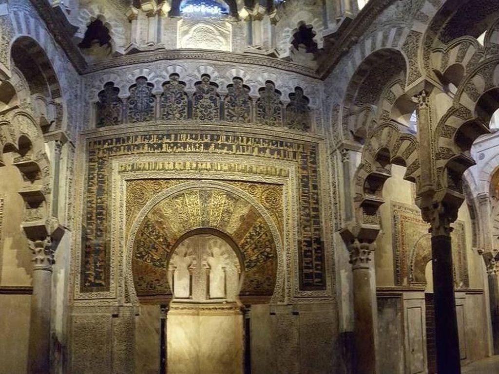 Seputar Masjid Cordoba di Spanyol yang Megah
