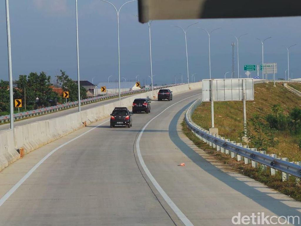 Pemerintah Tawarkan 6 Proyek Tol Baru Rp 124 T ke Badan Usaha