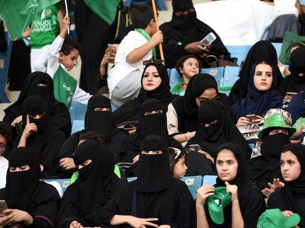Dituding Lakukan Pelecehan Seksual ke Aktivis, Saudi Menampik
