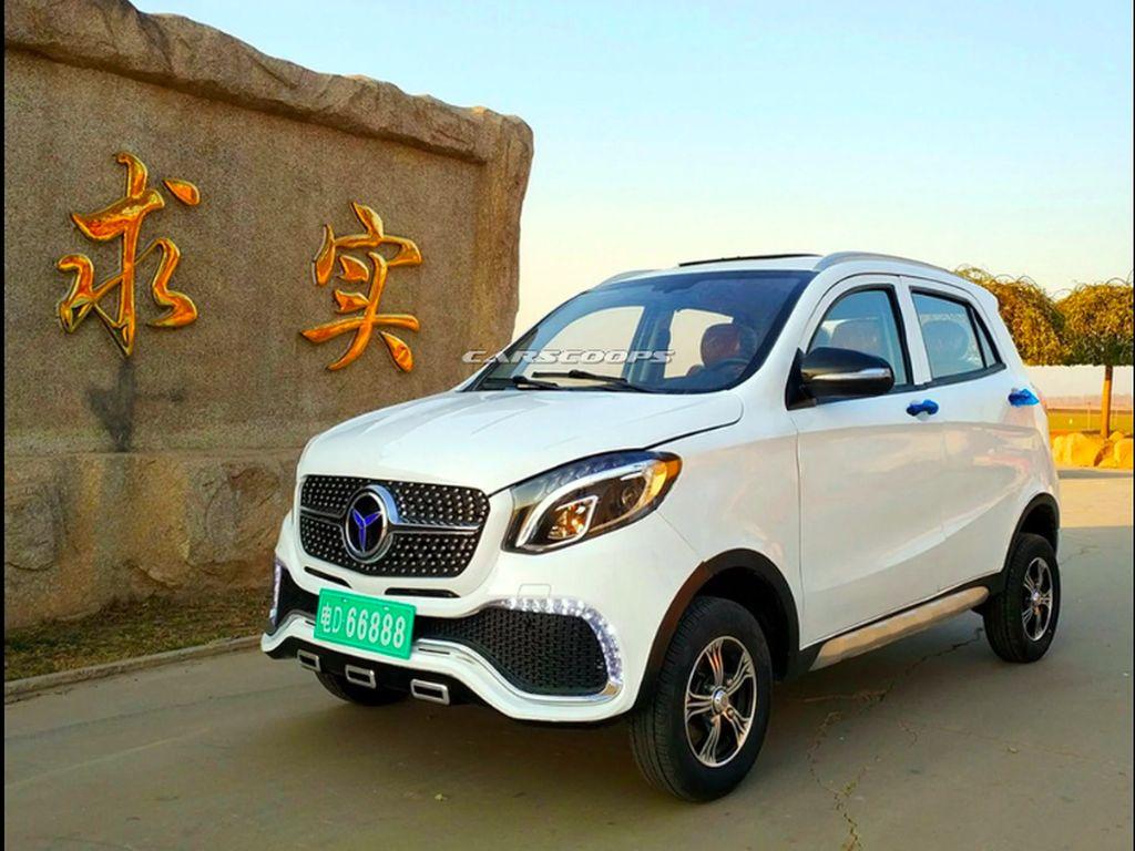 Parah, Pabrikan China Jiplak Mercy GLE dan Range Rover Evoque