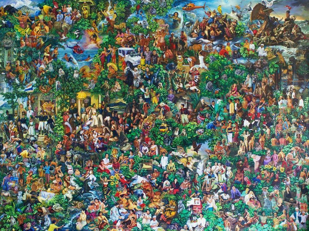 Seniman Bali Dinominasikan di Penghargaan Bergengsi Asia Pasifik