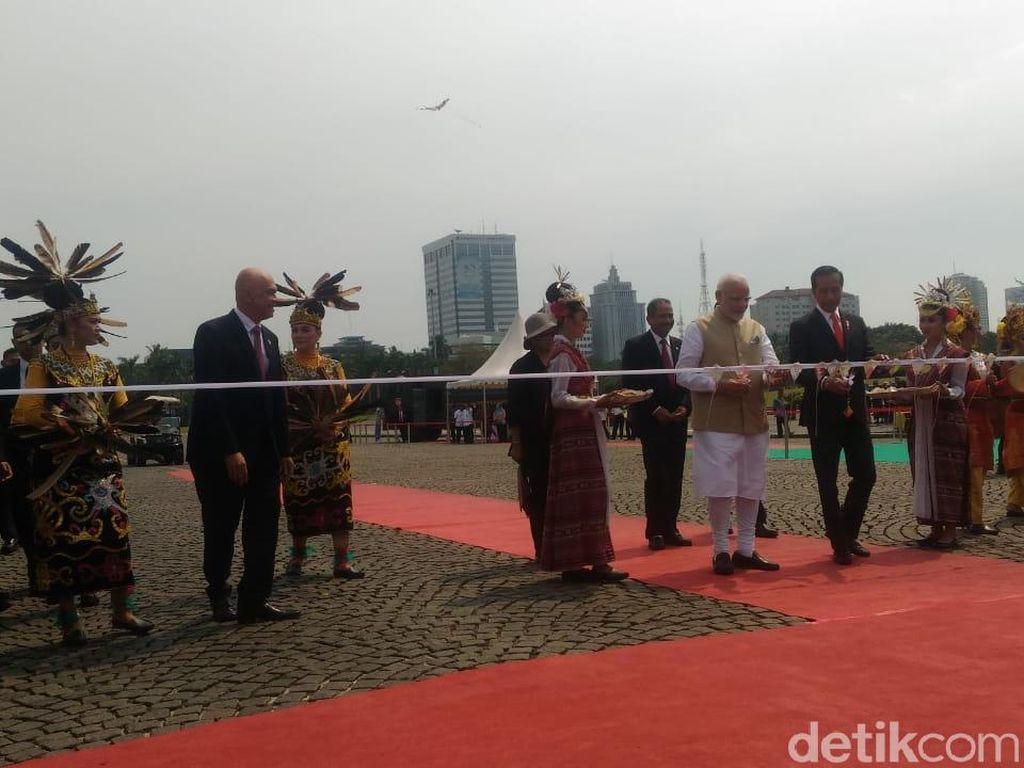 PM Modi ke Jakarta, Kemenpar Ingin Turis India Naik 40 Persen