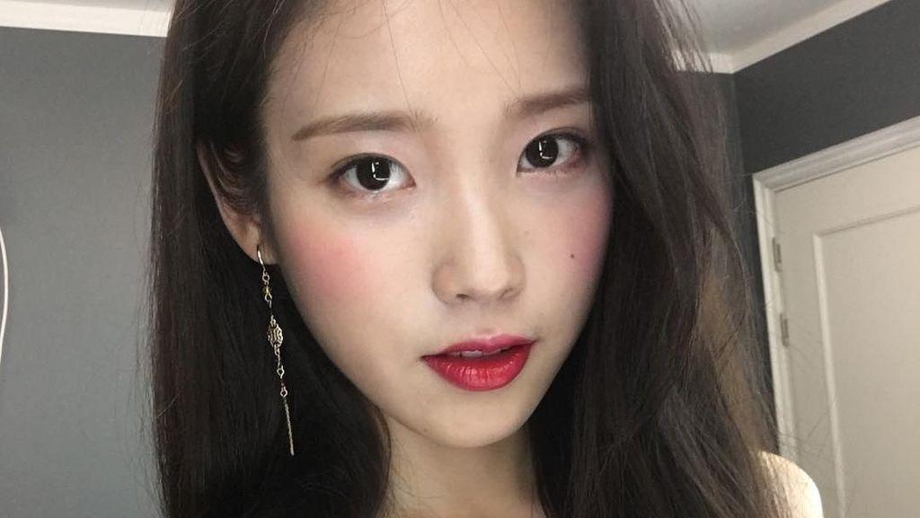 Foto: Transformasi Penyanyi Cantik IU, Dulu Miskin Kini Jadi Idola Korea