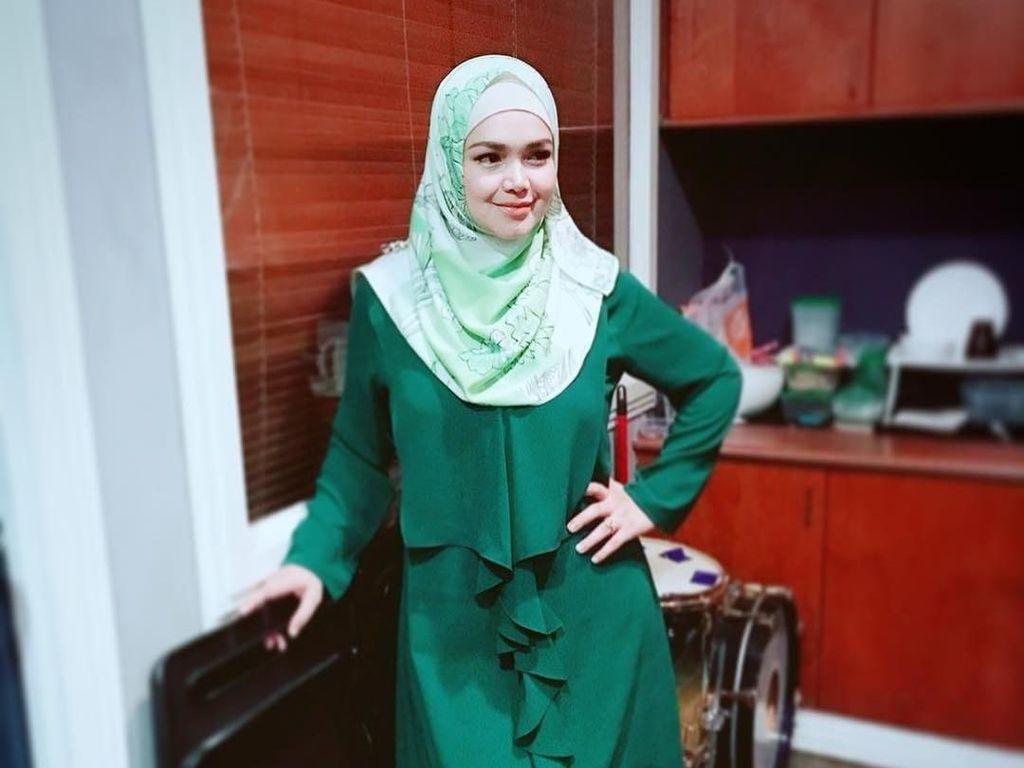 Siti Nurhaliza Berduka atas Kepergian Saleem Iklim