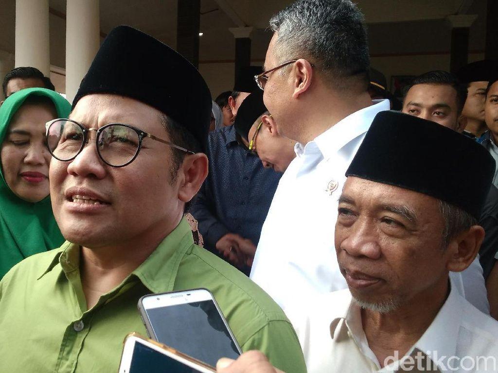 Cak Imin: Jangan-jangan Amien Rais Lebih Kuat dari Prabowo