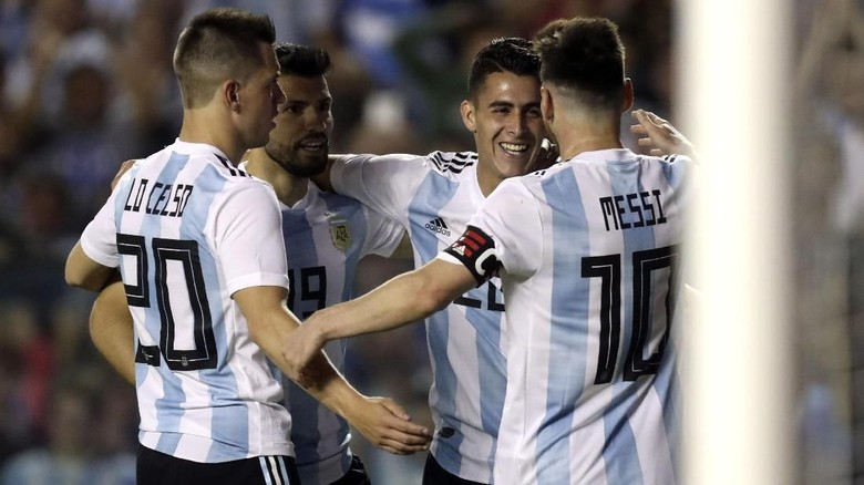 Israel vs Argentina Batal, FA Palestina: Terima Kasih Messi!