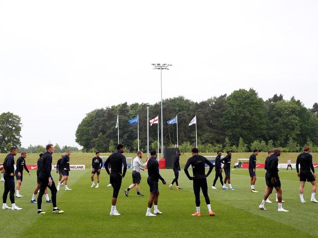 Inggris Sudah Mulai Latihan Adu Penalti