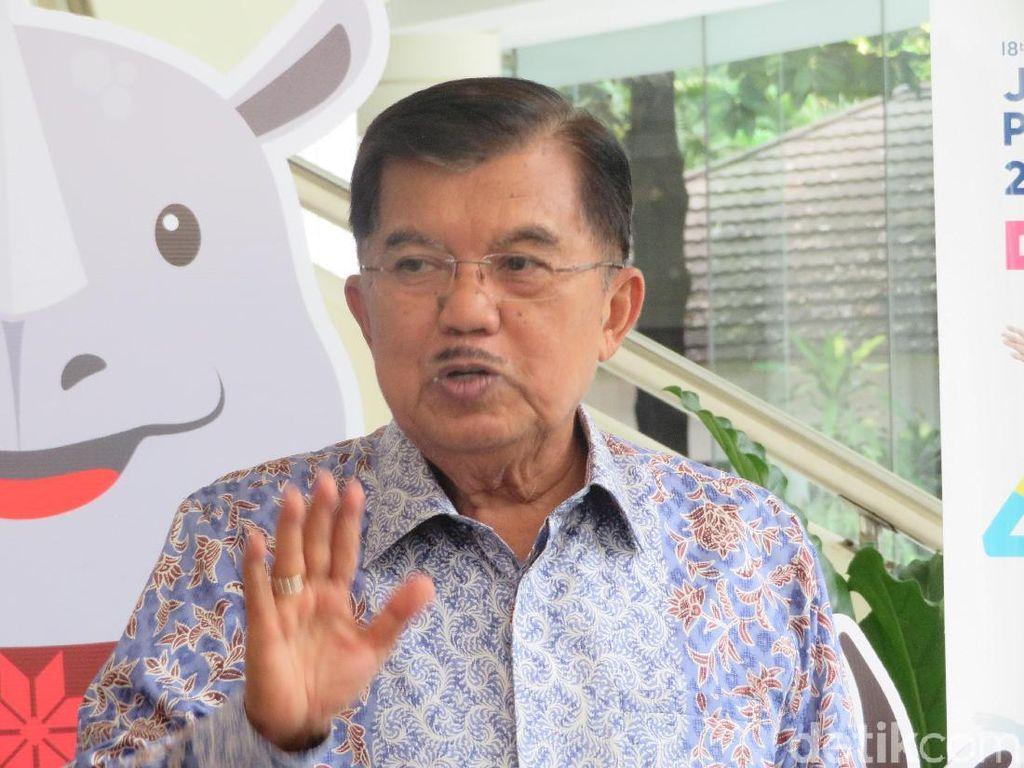 Soal Gaji BPIP, JK Bandingkan dengan Menteri