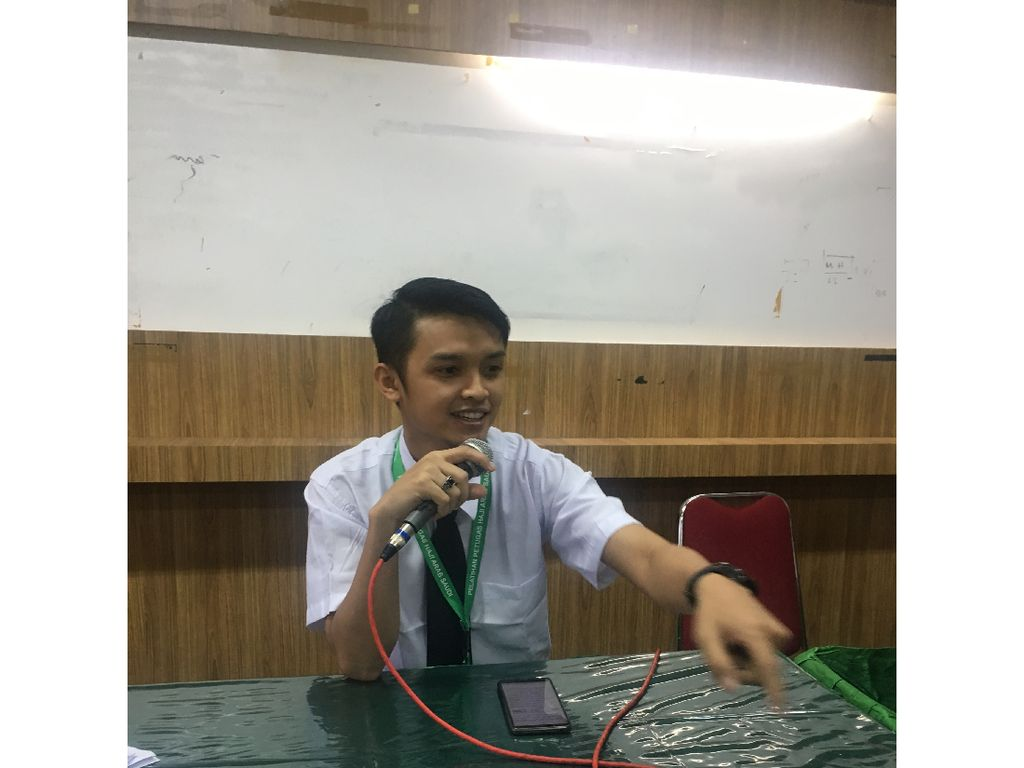 Kisah YouTuber Jago Ngaji Jadi Petugas Haji