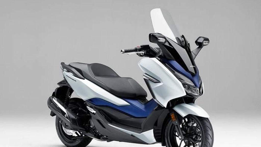 Honda Siapkan Forza 250 untuk Yamaha Xmax