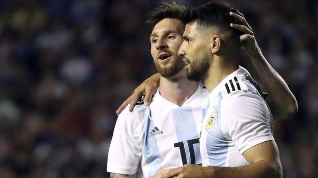 Lionel Messi menyatakan Timnas Argentina juga dihuni oleh sejumlah pemain bagus di Piala Dunia 2018.