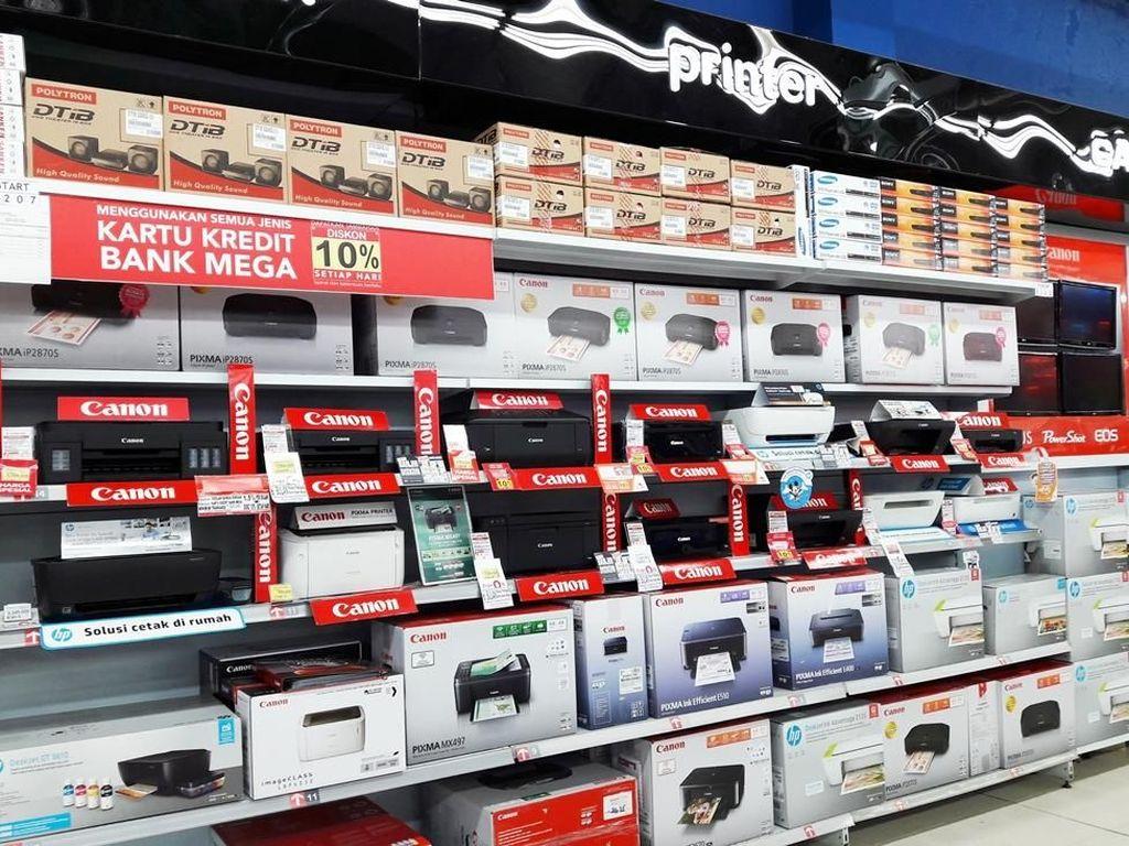 Cetak Foto Lebih Mudah dengan Printer Promo di Transmart Carrefour