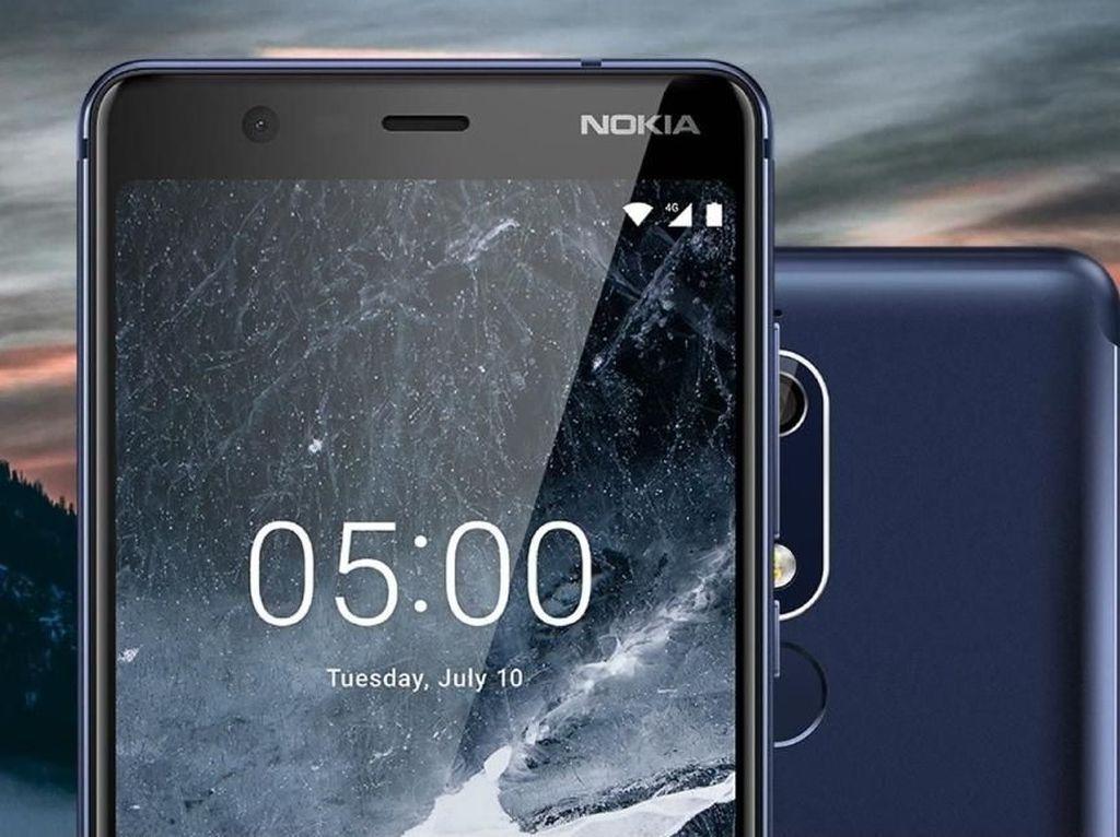 HMD Global Rilis Tiga Ponsel Baru Nokia, Apa Saja?