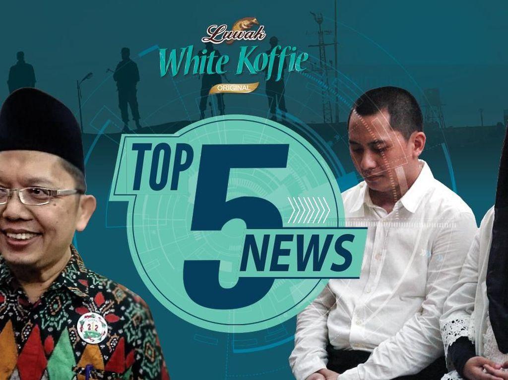 Alfian Tanjung Bebas dari Kasus PKI, Vonis 20 Tahun Bos First Travel