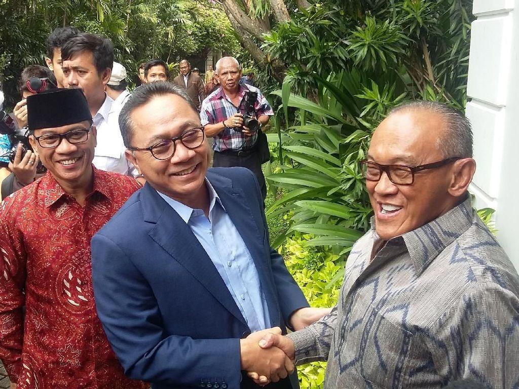 Dukung Zulkifli Nyapres, Ical: Lampung Bisa Naik